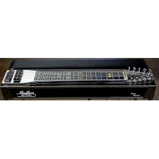 Mullen SD10 Royal Precision Pedal Steel (with Pad) in Black & Hard Case