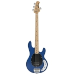 MusicMan Stingray 3EQ 4 String Bass in Blue Pearl, Secondhand