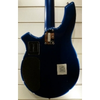 Musicman Bongo 4, Metallic Blue, Secondhand