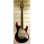 MusicMan Silhouette Special In Candy Red