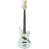 Fender Mustang Bass PJ, Sonic Blue, Secondhand