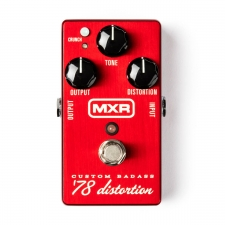 MXR Custom Badass '78 Distortion Pedal