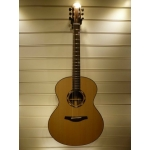 Patrick James Eggle Saluda Electro Acoustic Guitar With Hiscox Case