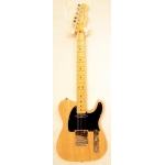 Fender American Standard Telecaster Electric Guitar, Natural, Secondhand