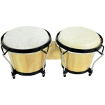 Chord Bongos in Natural, Black, Red or White