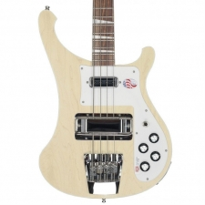 Rickenbacker 4003 USA Made 4-String Bass Ltd Ed Satin Mapleglo with Case