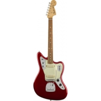 Fender Mexican Classic Player Jaguar Special in Candy Apple Red