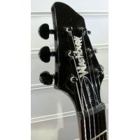 Washburn WV66 ANC Nick Catanese In Trans Black, LAST ONE