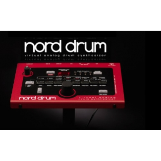 Nord Drum Virtual Analog Drum Synthesizer