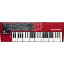 Nord Lead 4 Performance Synthesizer - 49 Note Touch Sensitive Keyboard
