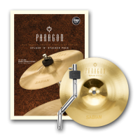 Sabian Paragon Splash 'N' Stacker Pack