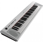 Yamaha NP12 Portable 61 Note Digital Keyboard, White