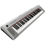 Yamaha NP31S Keyboard in Silver