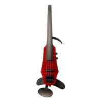 NS Design WAV 4 String Electric Violin in Red