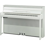 Yamaha NU1 Hybrid Digital Piano, White
