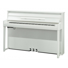 Yamaha NU1X AvantGrand, Polished White