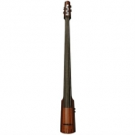 NS Design NXT Electric Double Bass In Amber with Soft Case