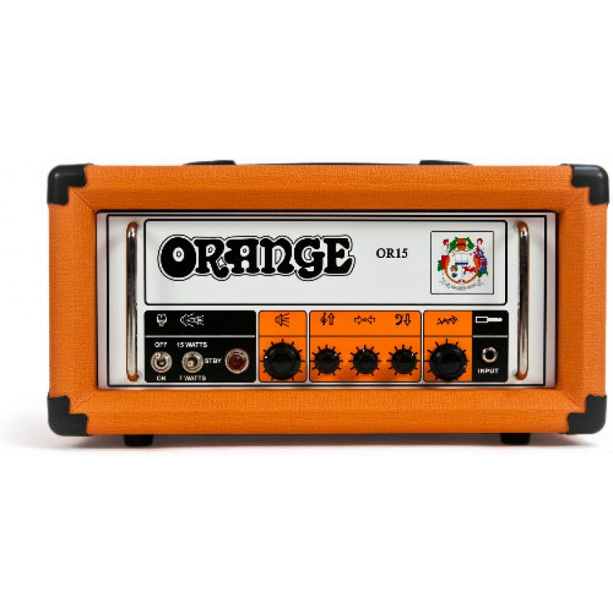 orange or15h guitar amp head orange or15h orange or15 at promenade music. Black Bedroom Furniture Sets. Home Design Ideas