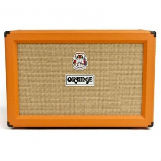 Orange PPC112 Guitar Cabinet (BLACK OR ORANGE)