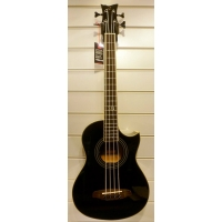 Ortega Deep Series D Walker Acoustic Bass, Black