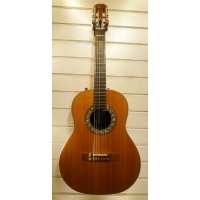 Ovation 1616 Concert Classic Series Electro Nylon Guitar In Natural, Pre-Owned