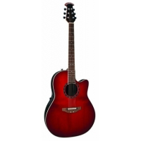 Ovation 1771 AX Standard Balladeer, Cherry Burst, Secondhand