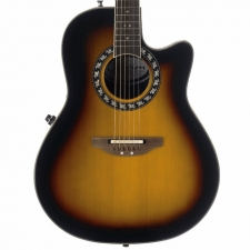 Ovation 1771VL-1GC Glen Campbell Legend Signature Electro In Sunburst With Bag