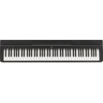Yamaha P45 Portable Piano in Black