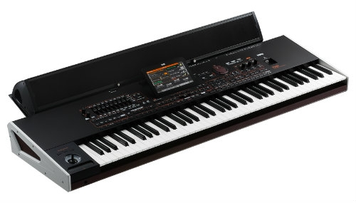 Korg PA4X-76P Keyboard With Korg PAAS Speaker System