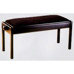 Piano Accessories Duet Adjustable Piano Stool With Fixed Leg