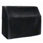 Piano Accessories - Leather Look Vinyl Cover in Black (PA266NH)