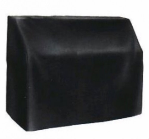 Piano Accessories - Heavy Cotton Proofed Black Cover with Fleece Lining (PA272H)