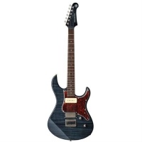 Yamaha Pacifica 611 Electric Guitar in Trans Black