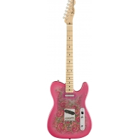Fender Japanese Made Limited Edition FSR Pink Paisley 69 Telecaster