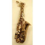 Paris Artiste Custom Eb Alto Saxophone With Selmer Mouthpiece & Sax Case