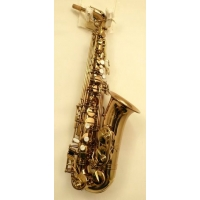 Paris Artiste Custom Eb Alto Saxophone With Case & Yamaha Mouthpiece