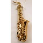 Paris Debut Eb Alto Saxophone With Mouthpiece & Sax Case