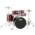 Pearl Roadshow 5 Piece Drum Kit 'NEW' COLOUR
