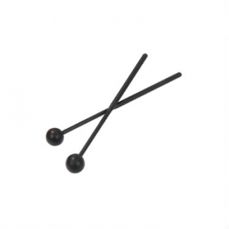 Percussion Plus PP064 Soft Rubber Beaters - Pair