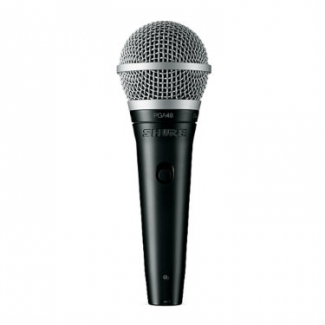 Shure PGA48 Cardioid Dynamic Vocal Mic