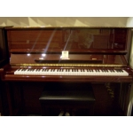 Charles Howes Windermere Deluxe Upright Piano In Bubinga Polyester