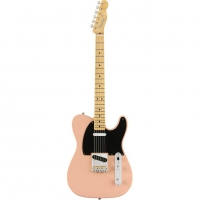 Fender Limited Edition Baja Classic Player Telecaster, Shell Pink