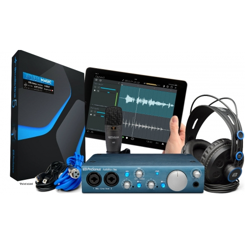PreSonus AudioBox i Two Studio