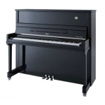 Irmler SP125 Supreme Series Upright Piano in Polished Black
