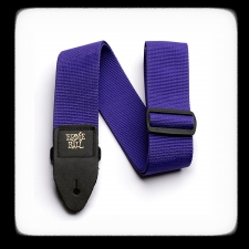 Ernie Ball PolyPro Guitar Strap Purple