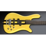 Warwick RB Streamer NT 4 Solid, Racing Yellow High Polish