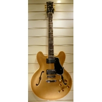 Radiotone ES335 59 Dot Marker Semi Electric Guitar, Natural Second Hand