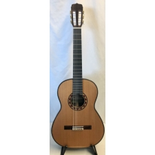 Ramirez 135th Anniversary Del Tiempo Cedar Top Classical Guitar with Case