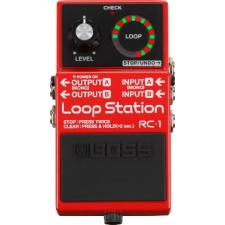 Boss RC1 Loop Station Effects Pedal