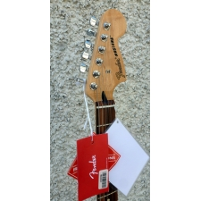 Fender Mustang 90 Electric Guitar with P90's in Torino Red, B-STOCK